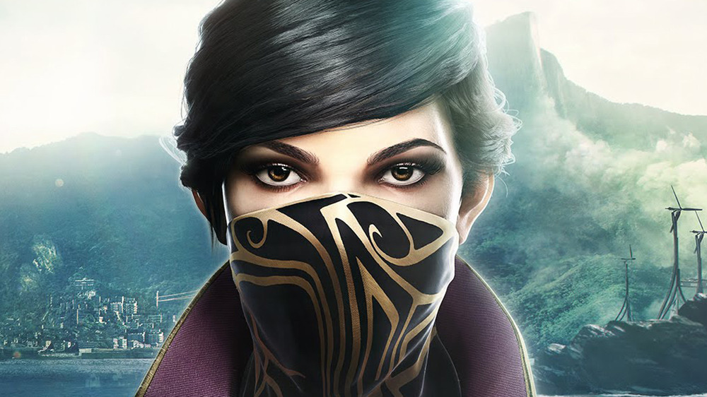 Emily Kaldwin from Dishonored 2