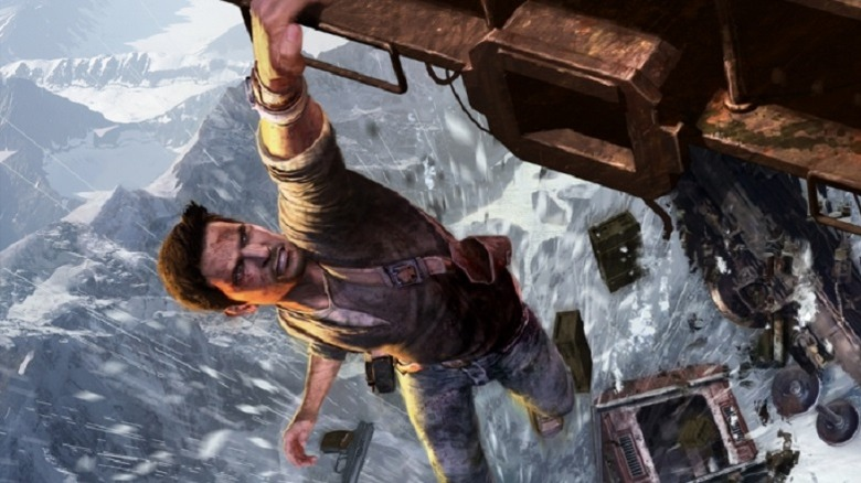 Still from Uncharted 2