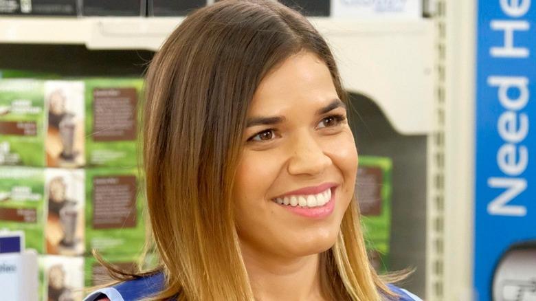 America Ferrera smiling superstore