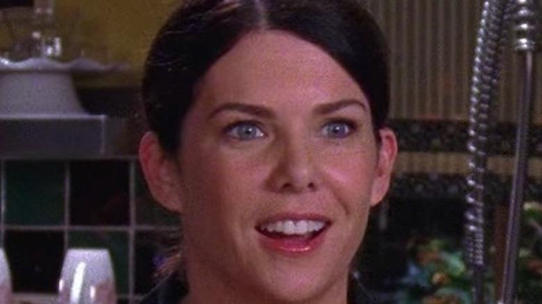 Graham appears as Lorelai