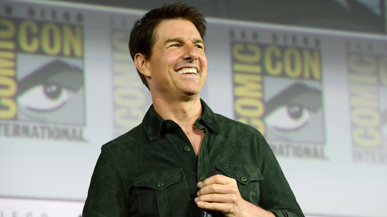 Tom Cruise at SDCC 2019