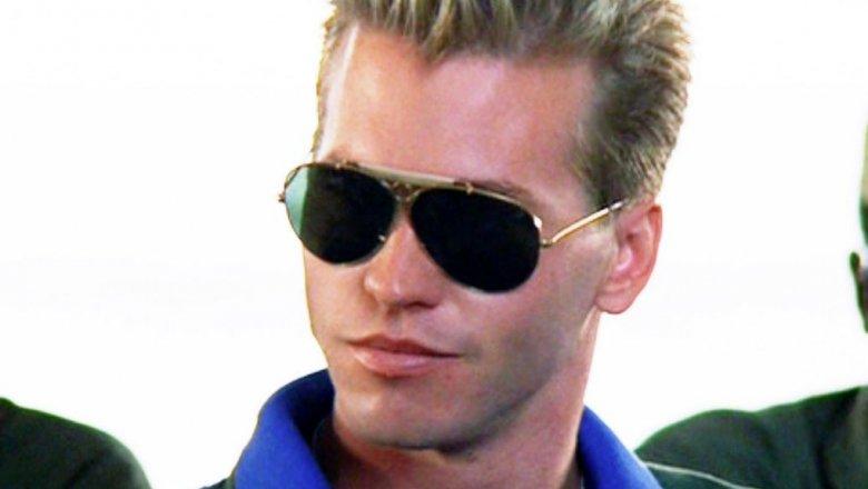 Val Kilmer as Iceman in Top Gun