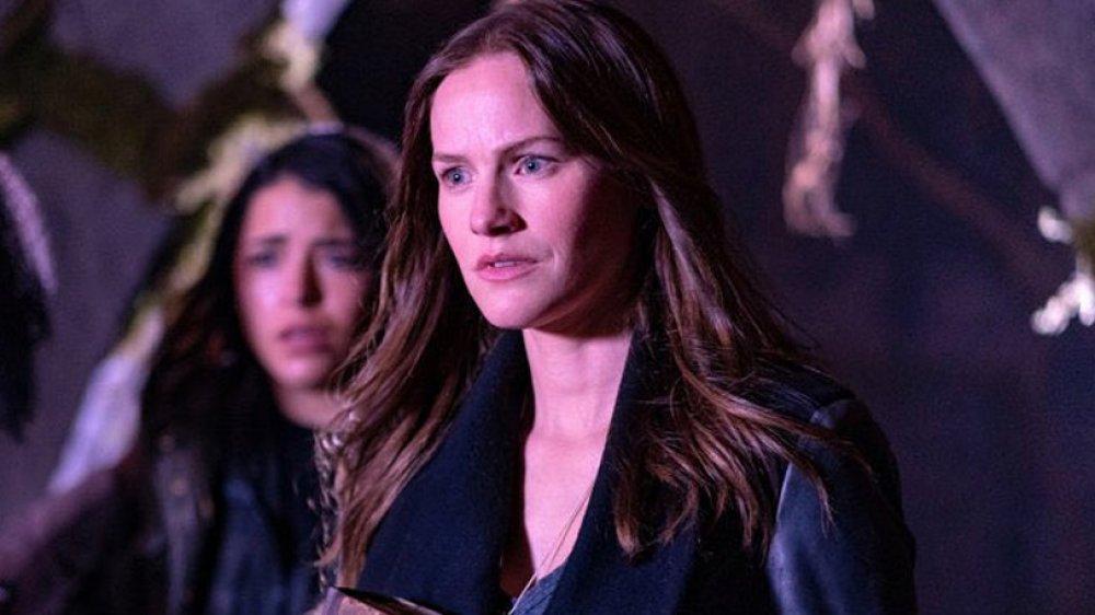 Kelly Overton as Vanessa Van Helsing on Syfy's Van Helsing