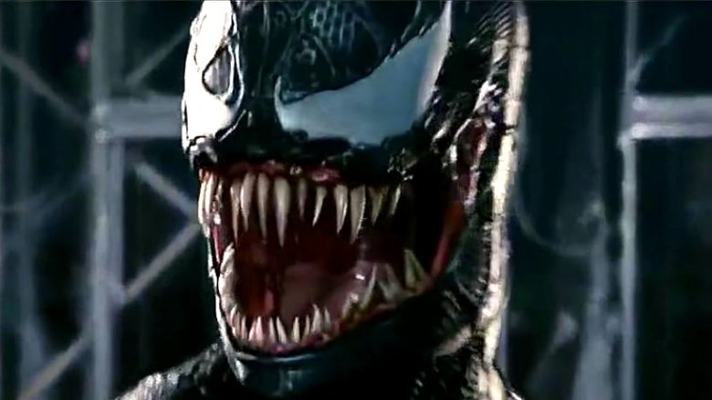 Venom in Sam Raimi's Spider-Man 3