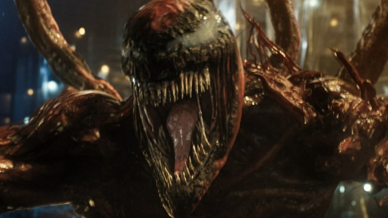 """Carnage in """"Venom: Let There Be Carnage"""""""