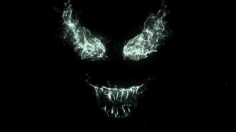 Sony Pictures Venom teaser trailer face