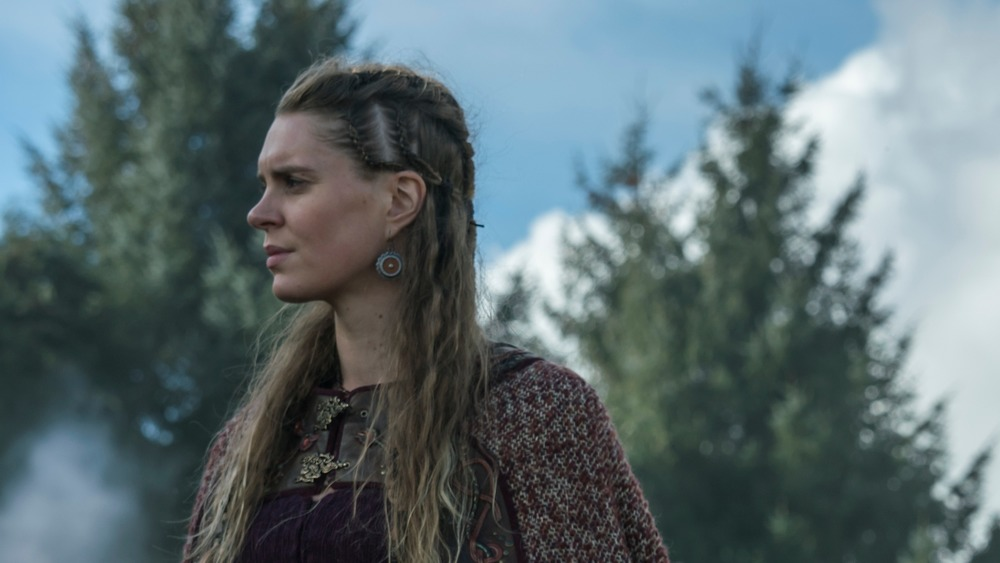 Ragga Ragnars as Gunnhild Vikings
