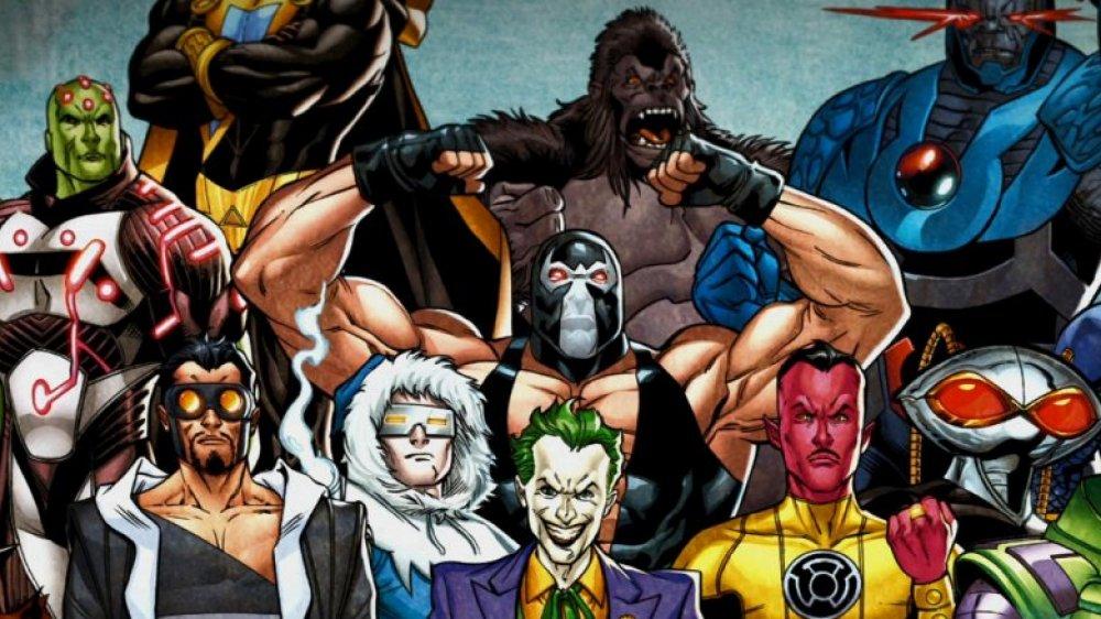 Arrowverse Villains