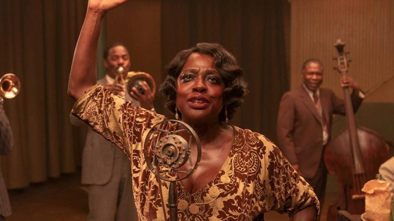 Viola Davis stars in Netflix's Ma Rainey's Black Bottom