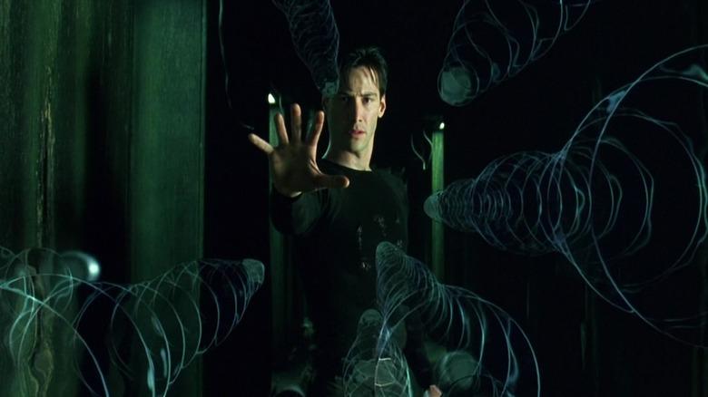 Still from The Matrix