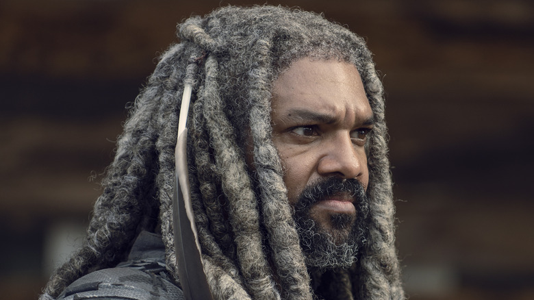 Khary Payton Ezekiel angry