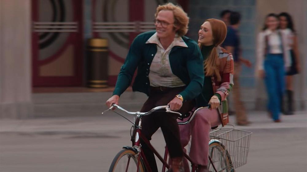 Wanda Vision tandem bike