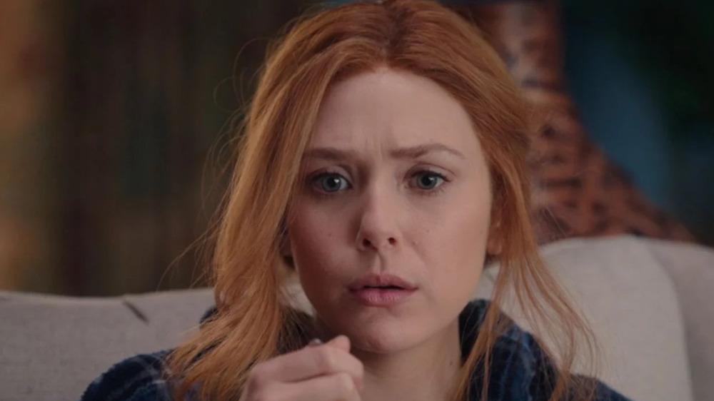 Elizabeth Olsen WandaVision