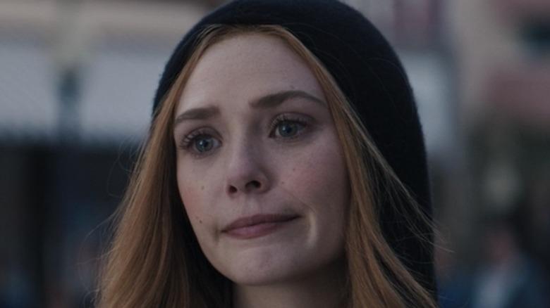 Elizabeth Olsen as Wanda Maximoff