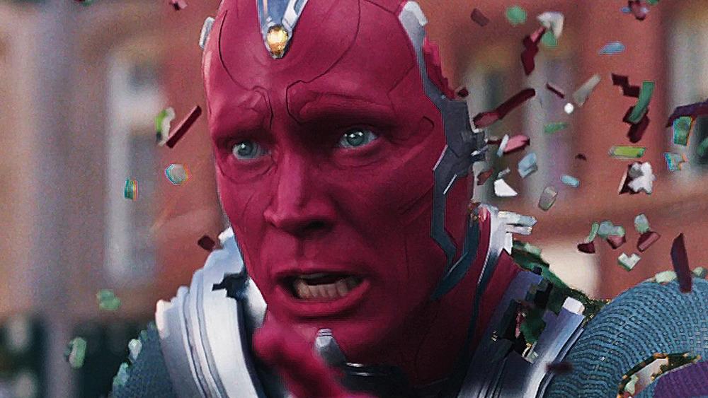 Paul Bettany Vision WandaVision finale