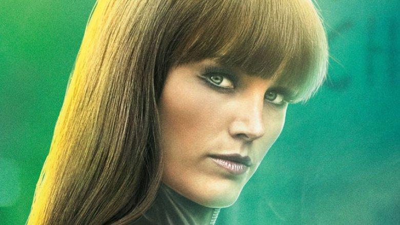 Malin Akerman as Silk Spectre in Watchmen