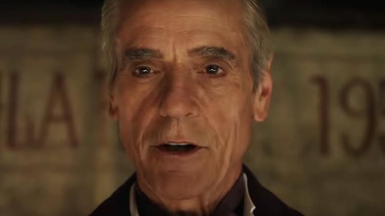 Jeremy Irons Ozymandias Watchmen HBO series