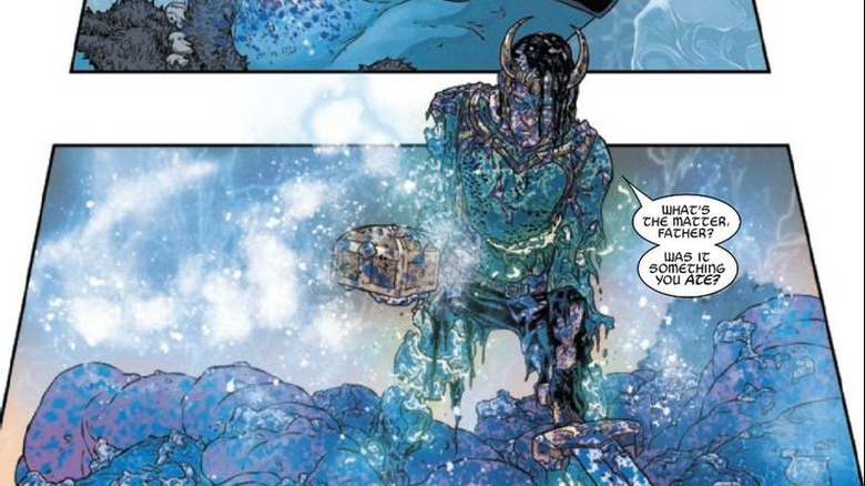 Loki returns from certain death in War of the Realms #6