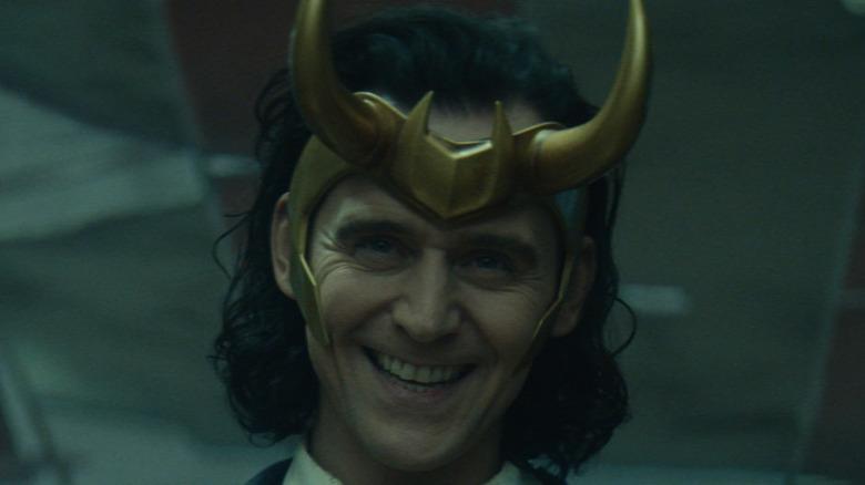 "Tom Hiddleston in ""Loki"""