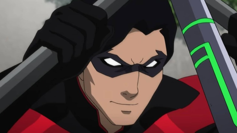 Teen Titans: The Judas Contract Nightwing