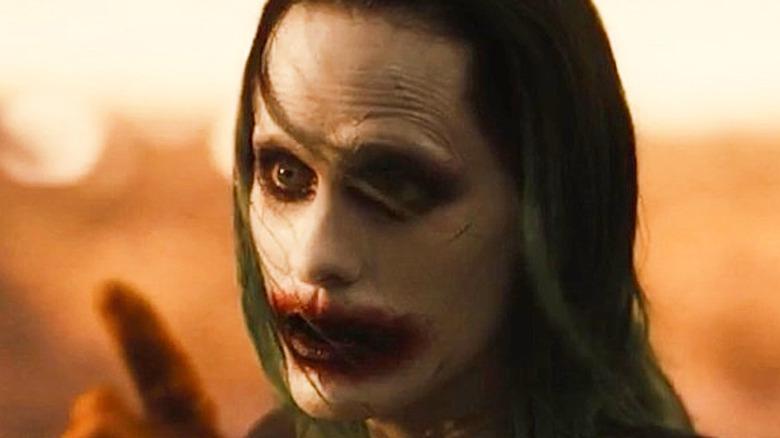 Jared Leto Joker Knightmare