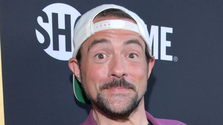 Kevin Smith surprised