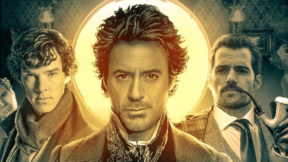 Sherlock Holmes promo image