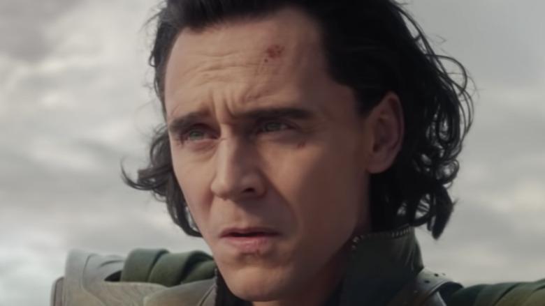 Tom Hiddleston Loki desert confused