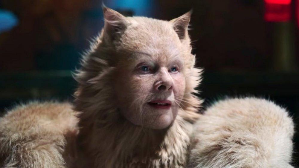 Judi Dench in Cats 2019