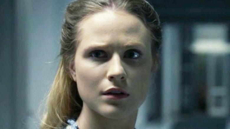 Dolores Westworld shocked