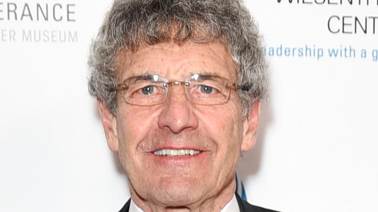 Alan Horn Close Up Glasses Smile
