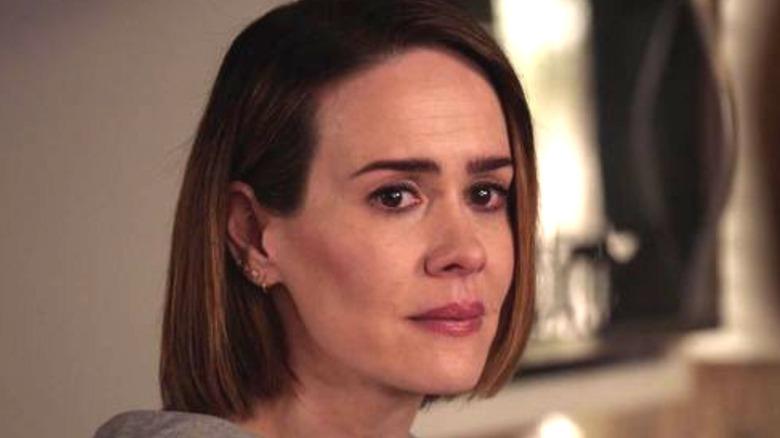 "Sarah Paulson as Ally Mayfair-Richards in ""American Horror Story: Cult"""