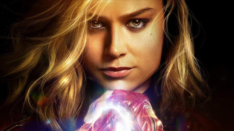 Captain Marvel soundtrack cover