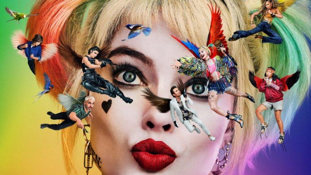 Margot Robbie in Birds of Prey