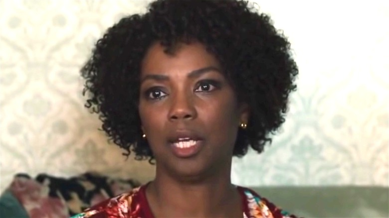 Teyonah Parris as Brianna in Candyman