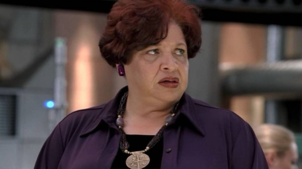 Patricia Belcher played Caroline Julian on the hit Fox series Bones