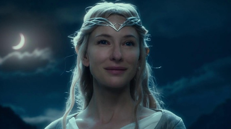 What Character Is In The First Look Image Of Amazon's Middle-Earth Project?