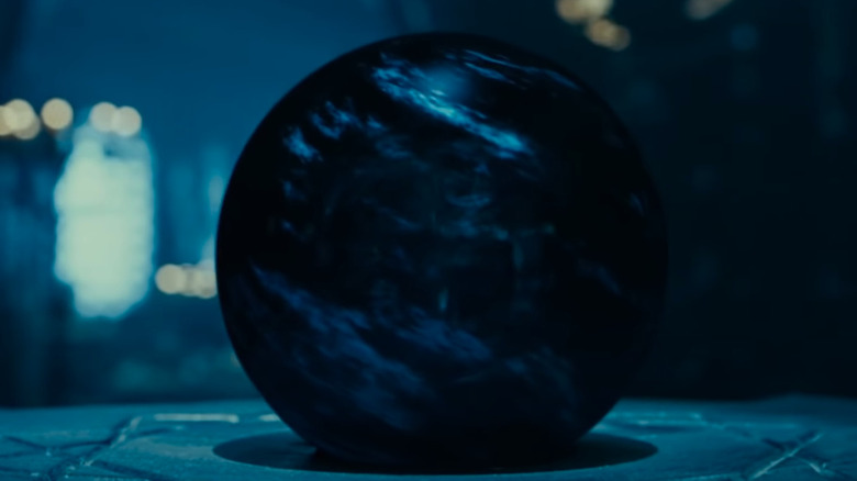 Fëanor is the creator of the seeing stones