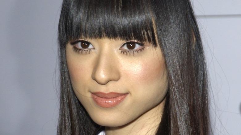 Japanese actress Chiaki Kuriyama