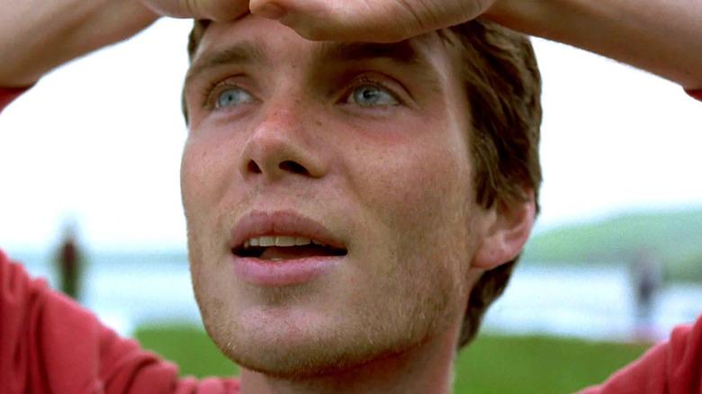 Cillian Murphy as Jim in 28 Days Later