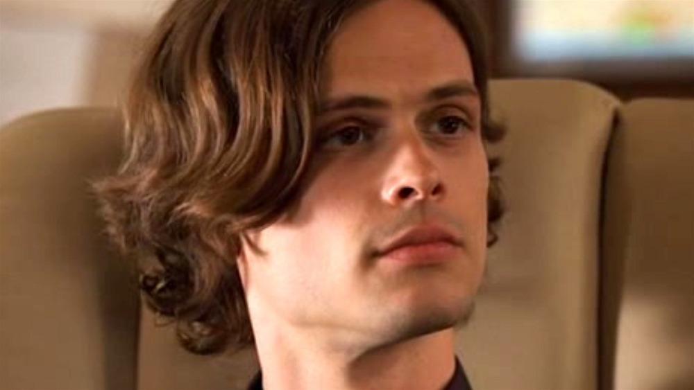 Spencer from Criminal Minds