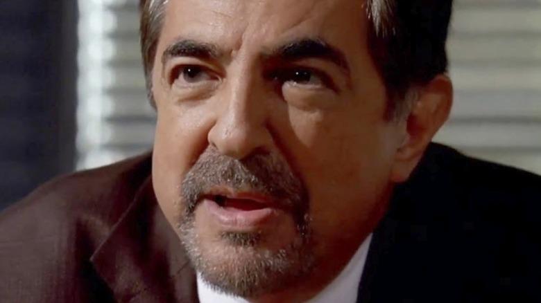 Criminal Minds Rossi interrogation scene