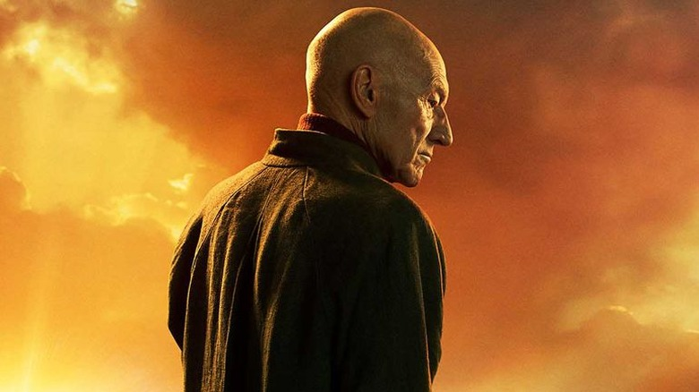 Star Trek: Picard promo image