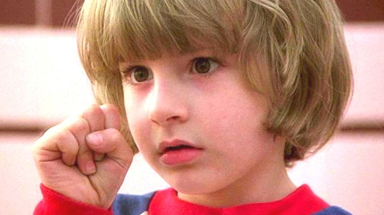 Danny Torrance from The Shining