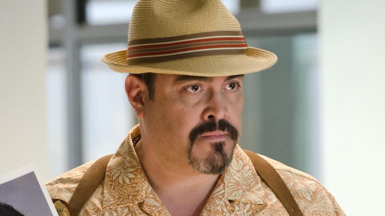 David Zayas as Angel Batista on Dexter