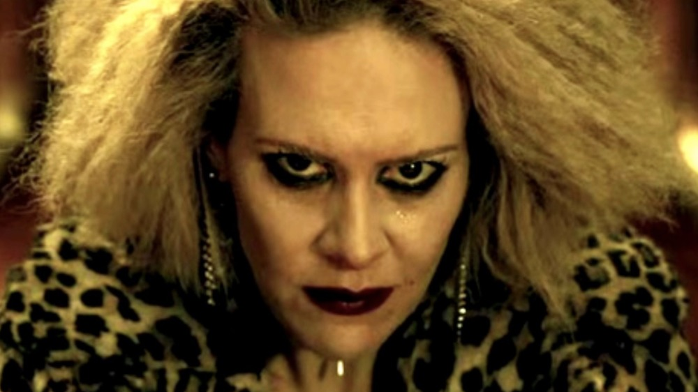 Sally, as played by Sarah Paulson in American Horror Story