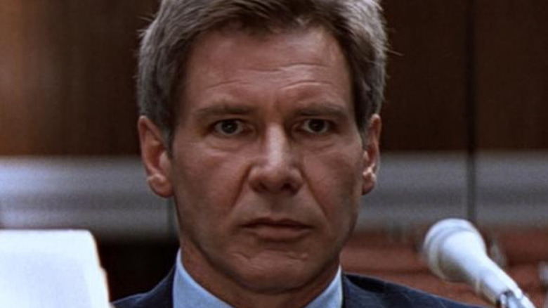 Harrison Ford Jack Ryan congressional hearing