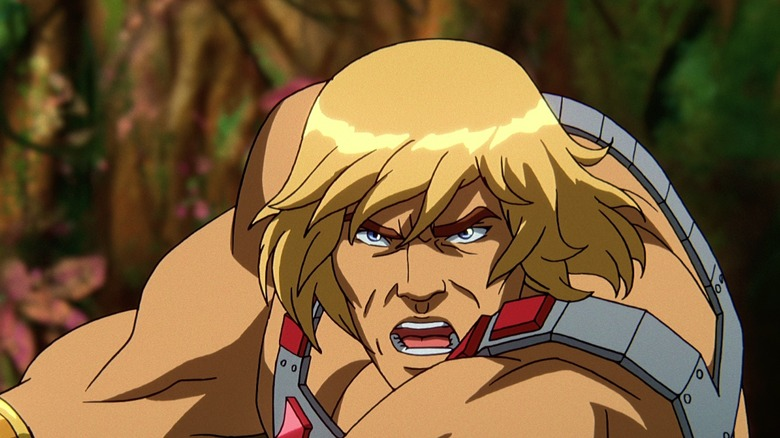 He-Man (Chris Wood) in Masters of the Universe: Revelation