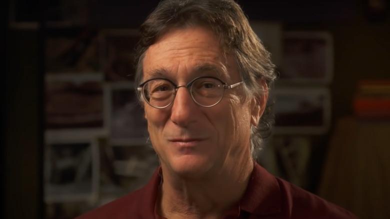 Marty Lagina smiling