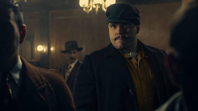Salvatore Esposito plays Gaetano Fadda on FX's Fargo